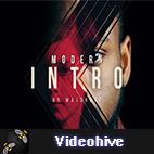 Videohive Modern Intro logo