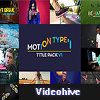 Videohive Motion Type - Titles Pack logo