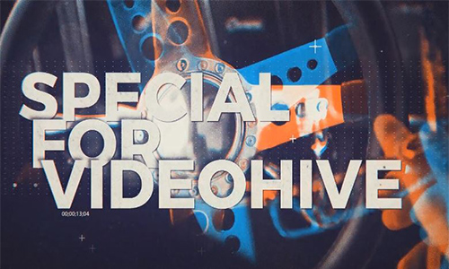 Videohive Promo Channel center