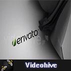 Videohive Silk Shawl Logo Reveal logo