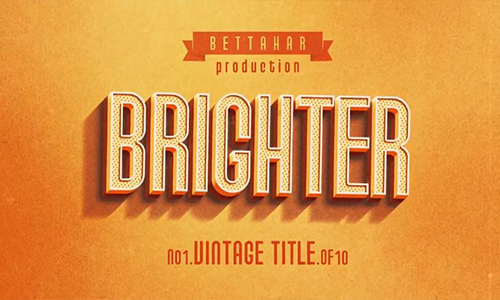 Videohive Titles and Lower Thirds center