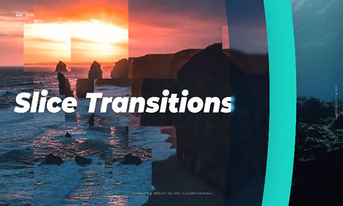 Videohive Transitions 4 center