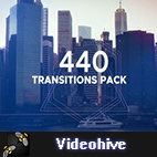 Videohive Transitions Pack v5 logo