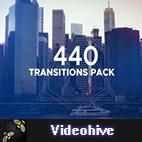 Videohive Transitions Pack v5 logo