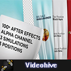 Videohive Unfolding Banners logo