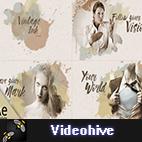 Videohive Vintage Ink logo