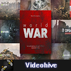 Videohive World War Broadcast Package vol.3 logo