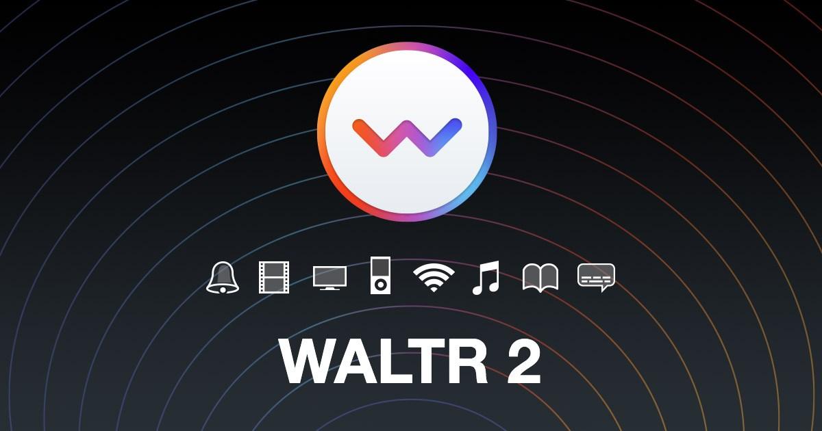 WALTR 2 center