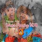 Water Panting Photoshop Action logo