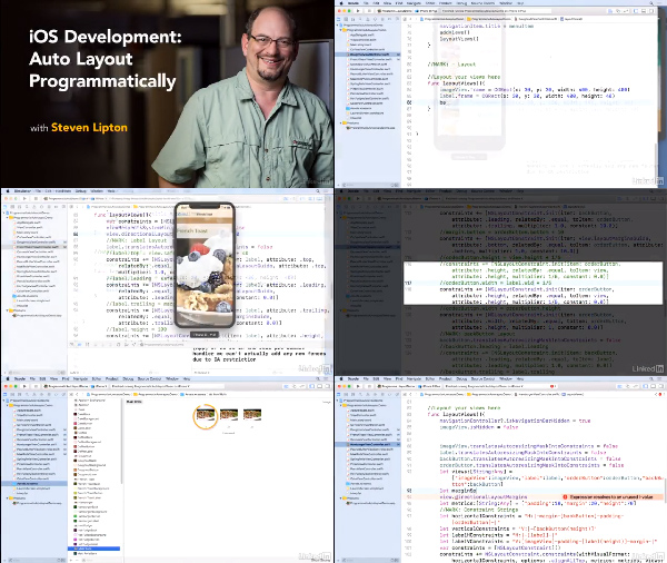 iOS Development: Auto Layout Programmatically center