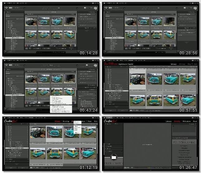 دانلود فیلم آموزشی Adobe Lightroom Classic: The Complete Guide by Ben Willmore