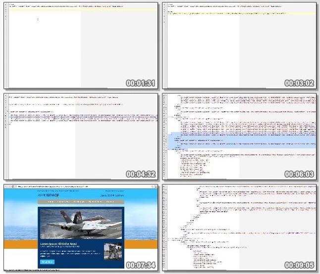 دانلود فیلم آموزشی The Anatomy of Email Design in HTML