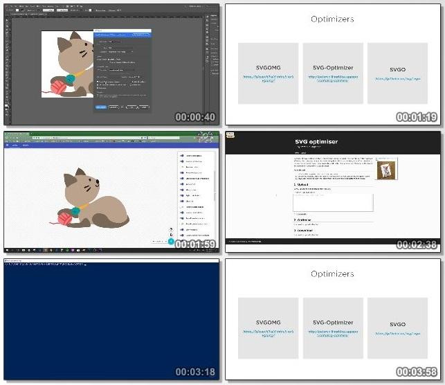 دانلود فیلم آموزشی SVG Animation with javascript از Pluralsight
