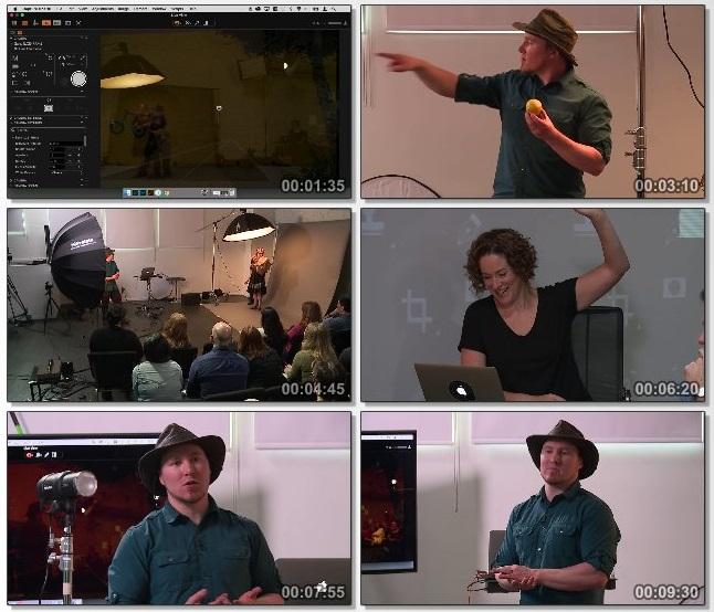 دانلود فیلم آموزشی How to Shoot and Composite Levitating Objects