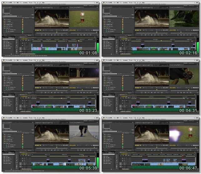 Premiere Pro: Commercial Editing Techniques