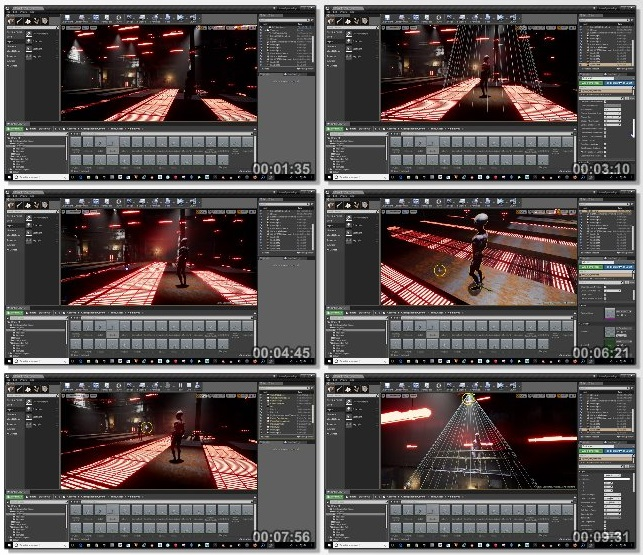 دانلود فیلم آموزشی Introduction To Character Animation In Unreal Engine 4