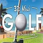 3D MiniGolf Icon