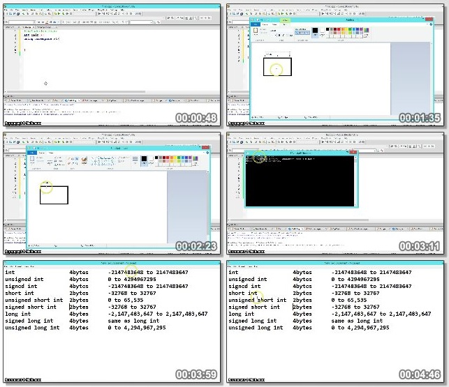 دانلود فیلم آموزشی C and C++ Programming : Step-by-Step از Udemy