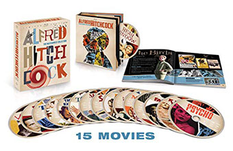 Alfred Hitchcock The Masterpiece Collection - Screen