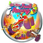 All Star Fruit Racing Icon