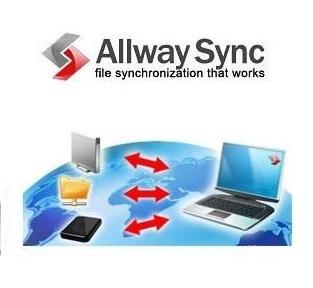 Allway Sync Pro center