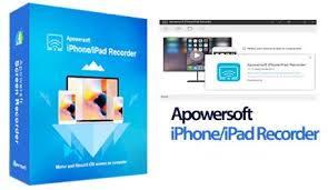 Apowersoft iPhone iPad Recorder center