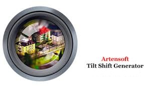 Artensoft Tilt Shift Generator center