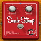 BBE.Sound.Stomp.Board.logo
