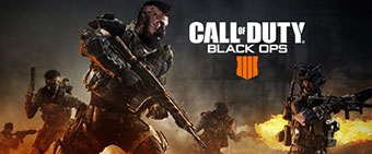 Call of Duty Black Ops 4 - Screen