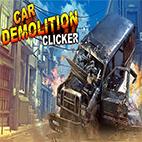 Car Demolition Clicker Icon