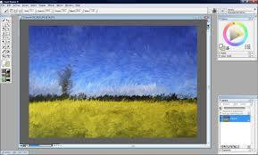 Corel Painter center