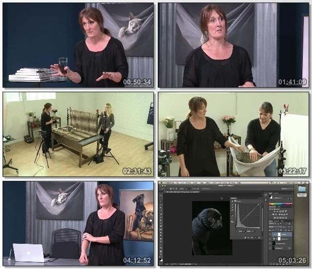 دانلود فیلم آموزشی Animal Photography with Rachael Hale McKenna