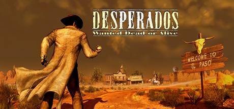 Desperados Wanted Dead Or Alive Center