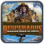 Desperados Wanted Dead Or Alive Icon
