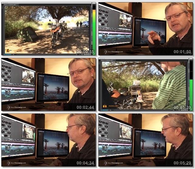 دانلود فیلم آموزشی Video shooting. Techniques loved by Pro Broadcast Directors