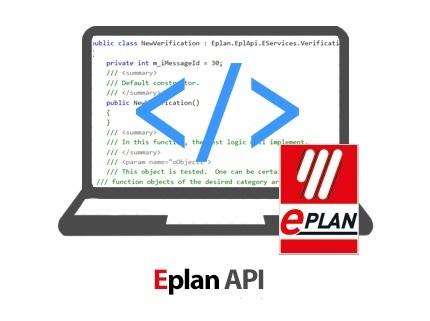 Eplan API center