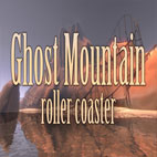 Ghost.Mountain.Roller.Coaster.logo