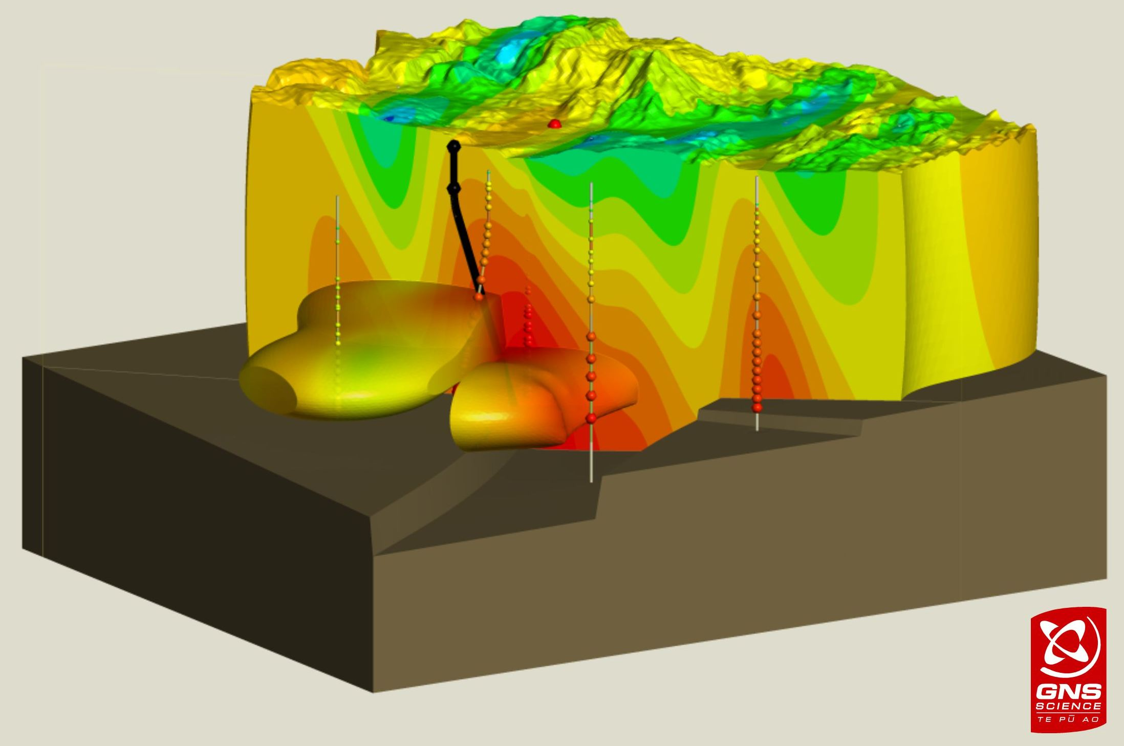 Leapfrog Geothermal center