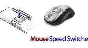 Mouse Speed Switcher center