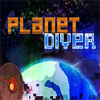 Planet Diver Icon