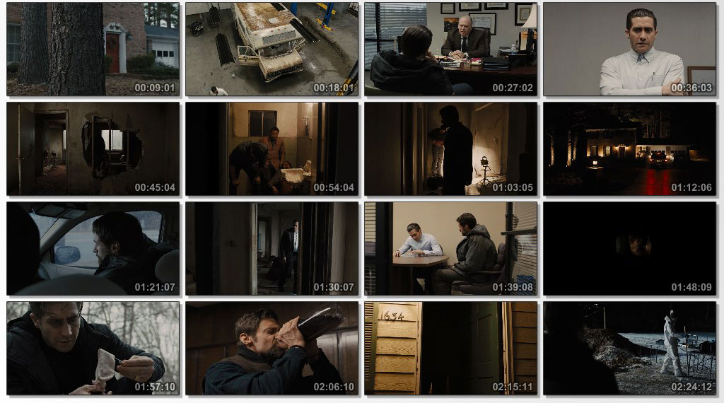 Prisoners - Screen