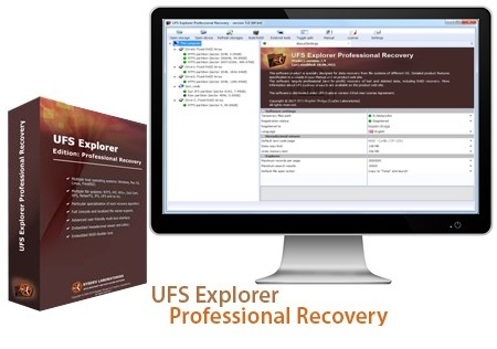 Recovery Explorer Professional center