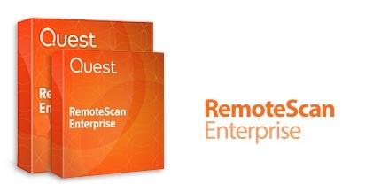 RemoteScan Enterprise center