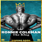 Ronnie Coleman The King 2018.www.download.ir.Poster