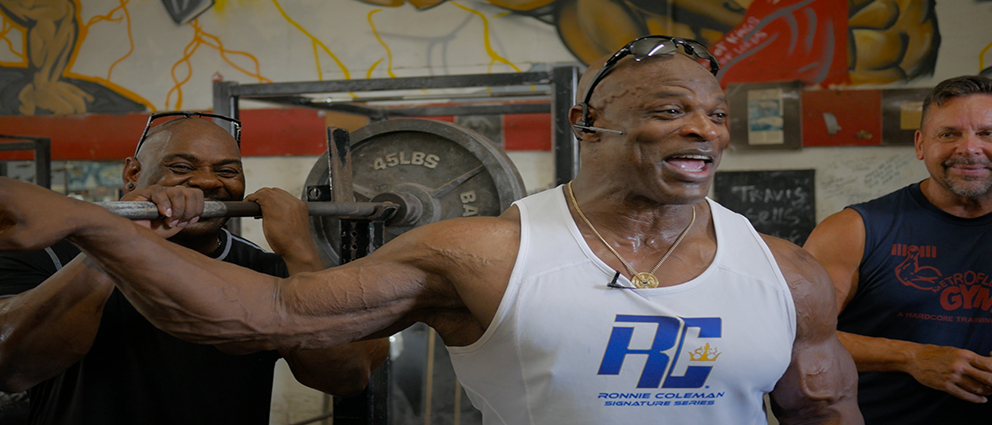 Ronnie Coleman The King 2018.www.download.ir