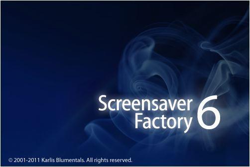 Screensaver Factory center