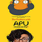 The Problem with Apu 2017.www.download.ir.Poster