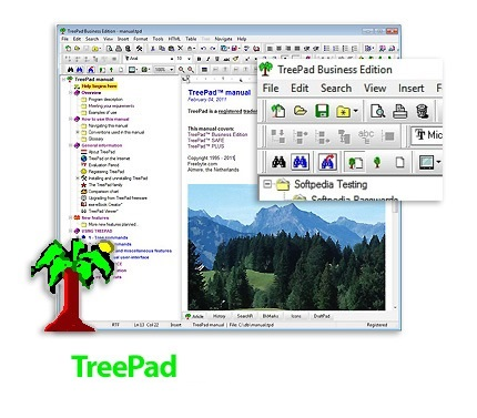 TreePad Business center
