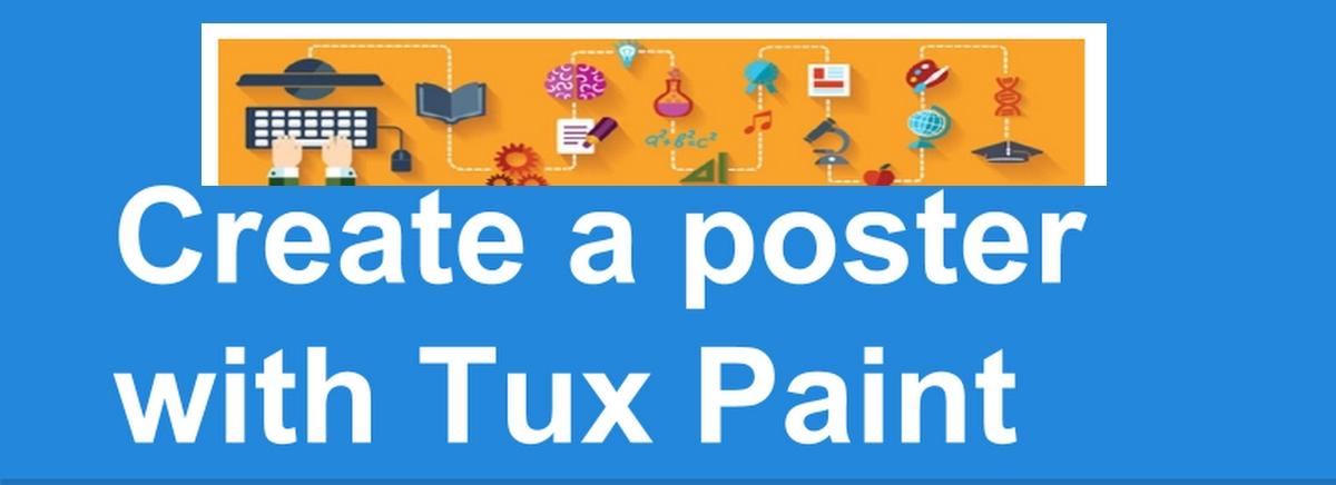 Tux Paint center