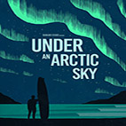 Under an Arctic Sky 2017.www.download.ir.Poster